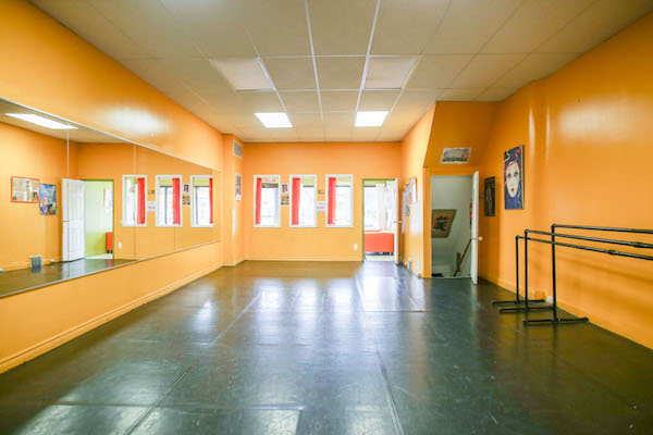 Interior Photographer for Dance Studio