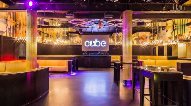 Venue Photography for CUBE Nightclub in Toronto
