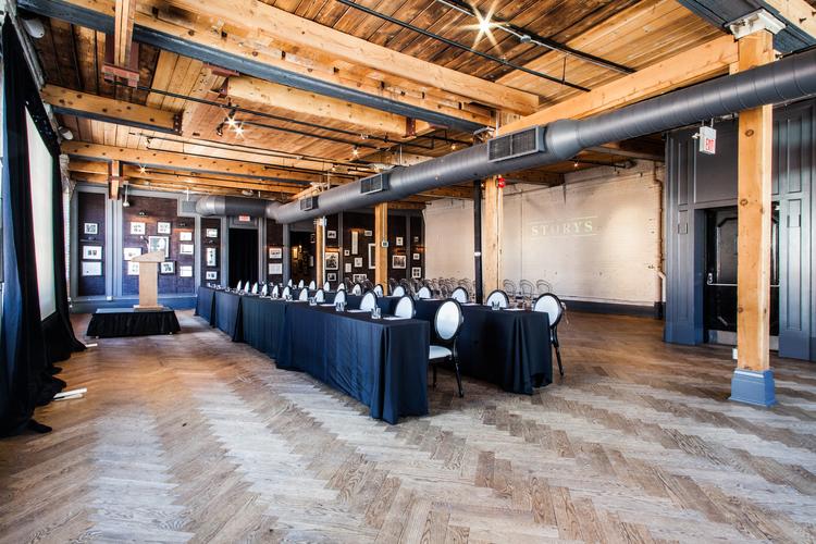 Storeys Building - Interior Photography