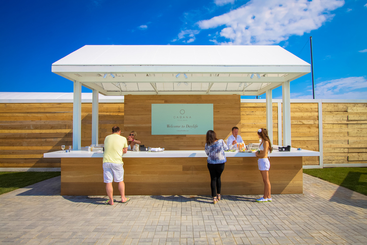 Cabana Pool Bar - Exterior Photographs
