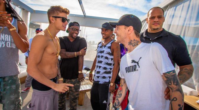 Toronto Star – Justin Bieber meets Deadmau5