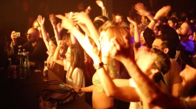 Spanish DJ Dennis Cruz plays CODA Nightclub in Toronto (VIDEO)