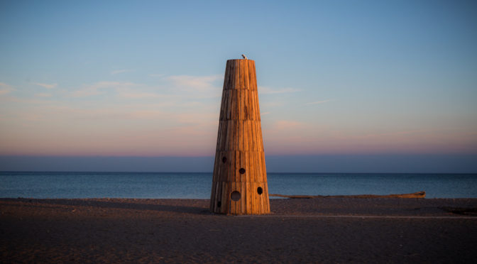 Winter Stations Annual Lifeguard Tower Installations in Toronto