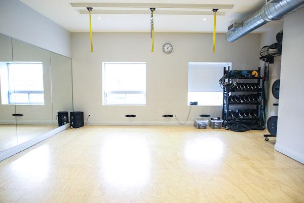 Toronto Interior Photographer for Dance Studio