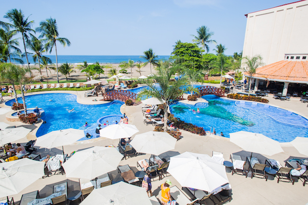 Costa Rica - Jaco - Croc's Resort and Casino