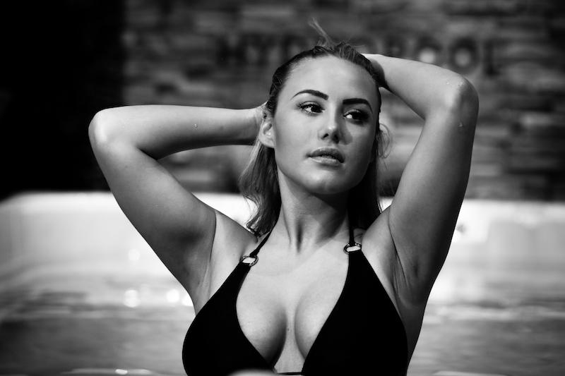 Maria Flo - Hydropool Hot Tubs