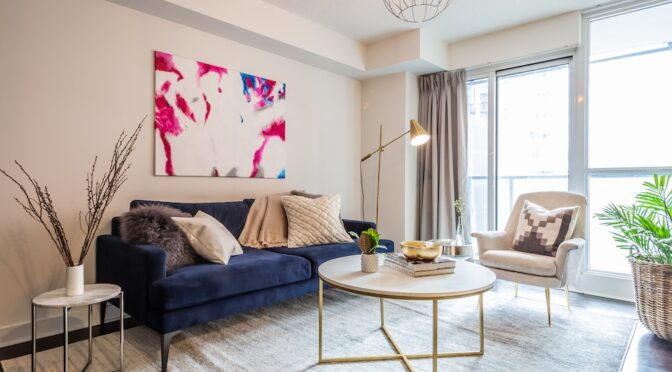 Toronto Interior Photographs for Downtown Condo by spacesbyjacflash