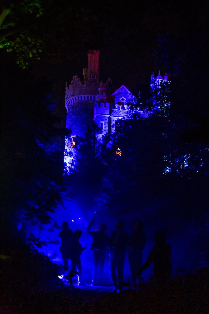 Casa Loma - Legends Of Horror Photography